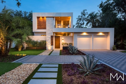 landscaping-front