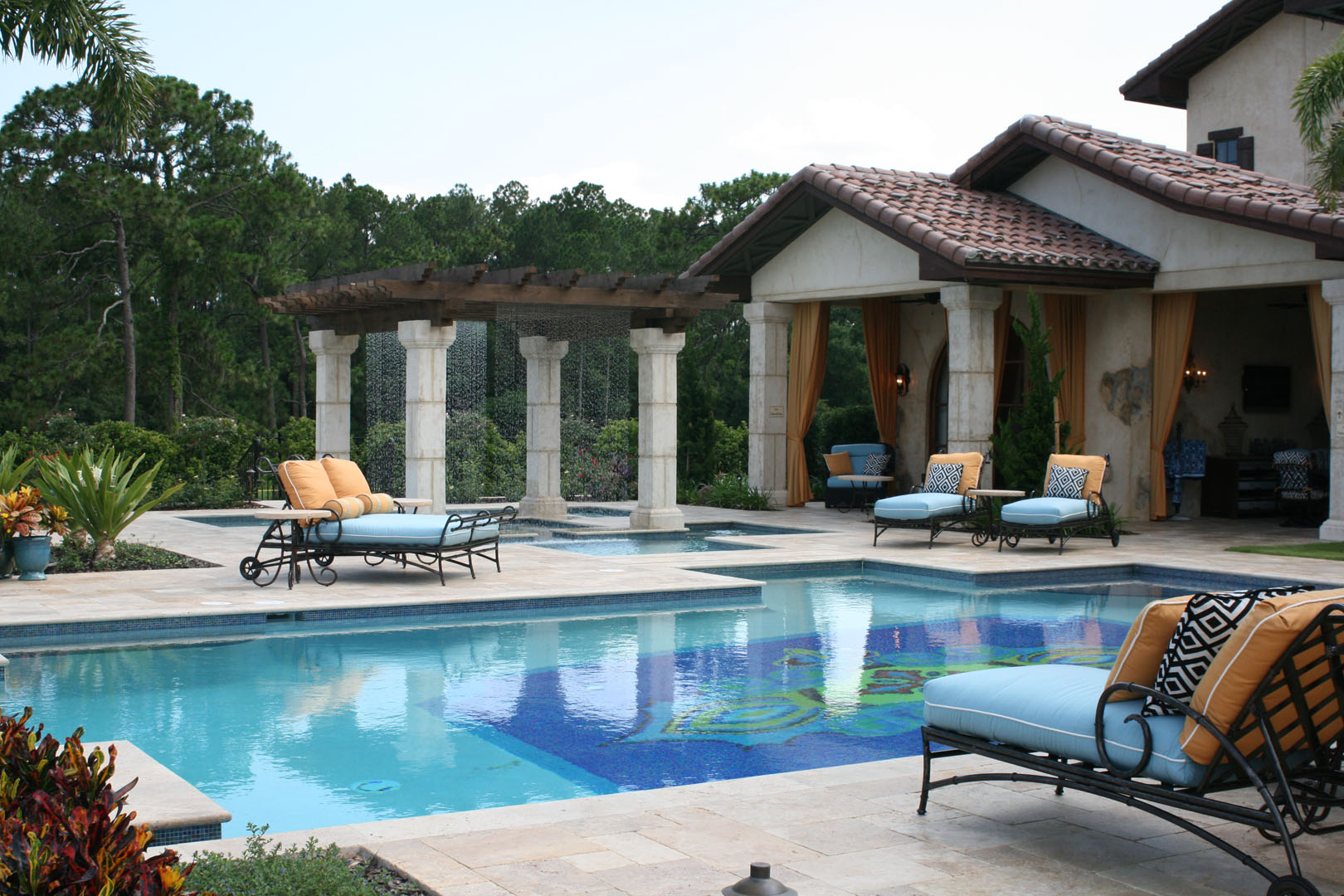 florida pool designs